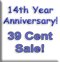 anniversary sale pricing